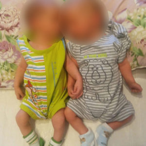 Bebes gestación subrogada Ucrania