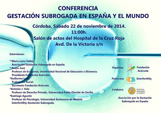 Conferencia situación gestación mundo