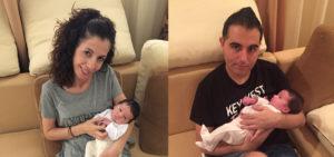 padres bebe gestacion subrogada ucrania
