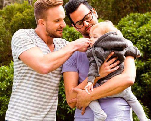 pareja gay gestación subrogada