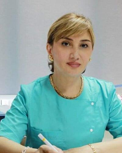 Doctora Khizanishvili clínica Betaplus