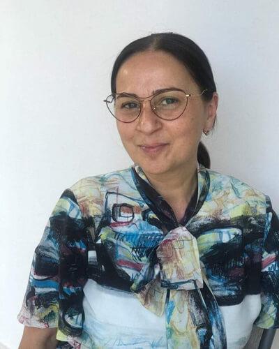 Ilona Ivanashvili agencia Aurora