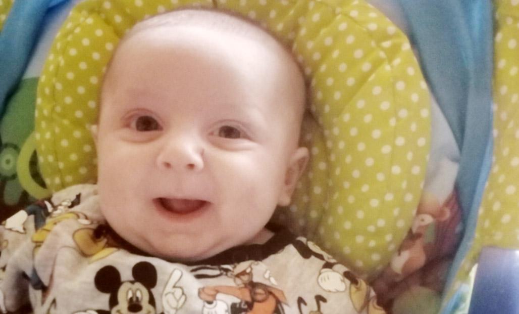 niño 3 meses gestacion subrogada