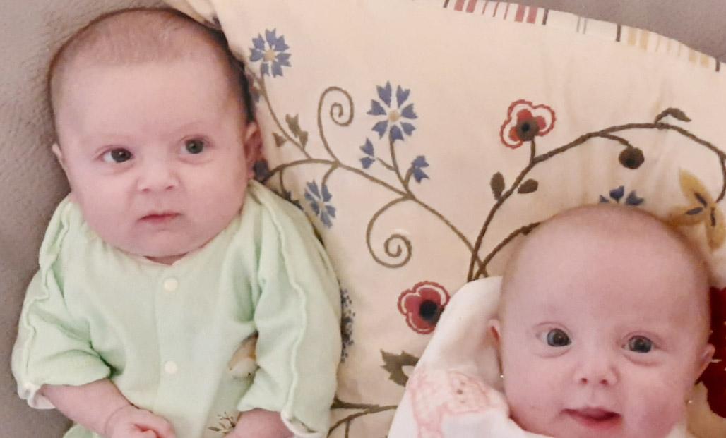 niños 3 meses gestación subrogada